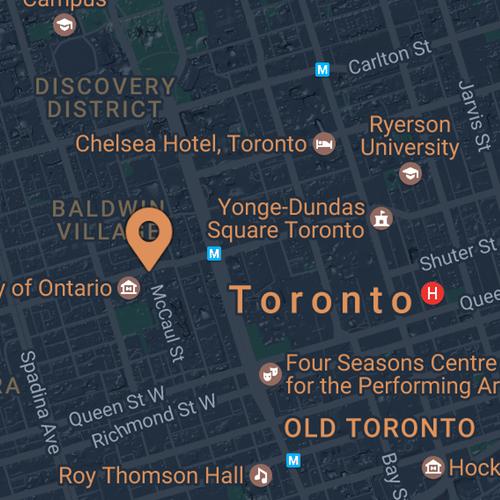 Gotham Map Style Sample Thumbnail